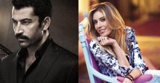 Sinem Kobal ile Karadayı'nın oyuncusu Kenan İmirzalıoğlu arasında aşk var dedikoduları!