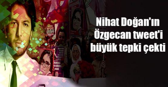 Mahkeme'den Nihat Doğan'ın Özgecan Twitine Şok Karar..!!
