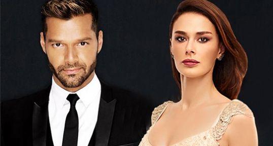 Şok! Şok! Şok! Ayşe Hatun Önal Ricky Martinle düet yaptı