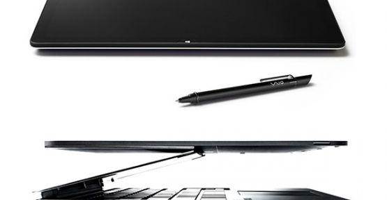 Sony İle Yollarını Ayırın VAIO Yeni Diz Üstü Modelleri Piyasaya Çıktı (VAIO Z ve VAIO Z Canvas)