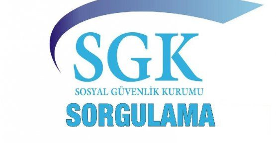 TC Kimlik No SGK ve Ssk Borç Sorgulama - E-SGM / E-Devlet Ekranı - GSS Pirim Borcu Sorgulama İşlemi