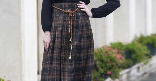 Tesettür ve Kapalı Giyim Elbise Modelleri
