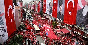 19 Mayıs Kutlamarında İzmir Balçova Farkı
