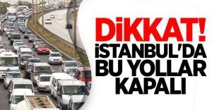 Bu Gün İstanbul Taksimde Trafik Akışı Nasıl Olacak