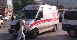 Bursa'da Bıçaklı Kavga! Sırtından Bıçakladı