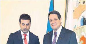 G.Kıbrıs Rum Yönetimi Liderinden Sabah'a Samimi Açıklamalar!