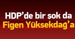 HDP'ye Bir Şok Daha' Demirtaş'tan Sonra Yüksekdağ'a da Soruşturma!