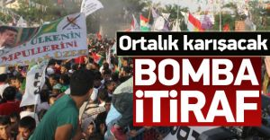 HDP/PKK'yı Karıştıracak İtiraf Geldi! İtirafçıdan SARSICI BOMBA İfadeler