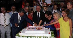 İzmir Gazeteciler Cemiyetinde Görkemli Kutlama!