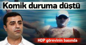 Operasyonlar Sürerken Demirtaş'ın Havuz Partileri Düzenlemesi Şaşkınlık Yarattı