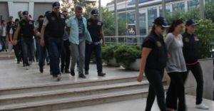 Pkk/Ydg-h Üyesi 8 Kişi Bursa'da Adliyeye Sevkedildi!