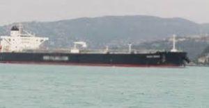 Riva Açıklarında İki Gemi Çarpıştı Biri Battı