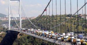 TEM Otoyolu Ankara İstikametinde Trafik Kabusa Dönüştü!
