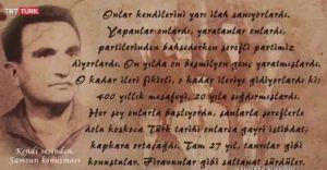 TRT'de Atatürk'e Hakaret Edildi İddiası! İşte Görüntüler