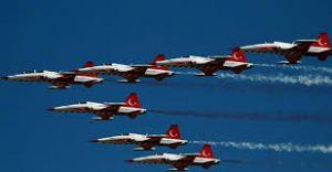 Türk Yıldızları Yozgat'ta Sahne Alıyor