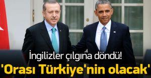 82 Halep, 83 Afşin..! İngilizler Çılgına Döndü! İşte Yeni Türkiye Haritası