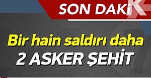 Diyarbakır'da Hain Saldırı 2 Şehit Daha