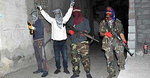 Diyarbakır'da YDG-H Polisle Çatıştı Tüek Bayrağı İndirip PKK Flaması Astı