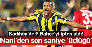 Fenerbahçe'nin İmdadına Acil Hızır!! NANİ NANİ NANİ! 2-1