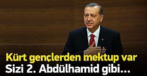 Kürt Gençler İnternet Üzerinden Cumhurbaşkanı Erdoğan'a Destek Kampanyası Başlattı