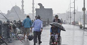 İstanbul'a Müjde! Yağışlar Terkediyor! Bakın Ne Zaman!