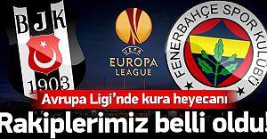 Rakiplerimiz Belli Oldu! İşte Fener ve BJK'nın UEFA'daki Rakipleri
