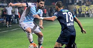 Fenerbahçe Rize'den 1 Puanla Döndü