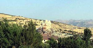 Çatışmadan Kaçan PKK'lılar Yollara Tuzak Kuruyorlar