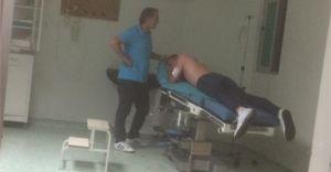 Sakarya'da Bir Grup Hastaneyi Basıp Doktoru Ölesiye Döverek Kaçtı