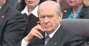 MHP lideri Bahçeli'den Twitter'da açıklamalar: ''Hırsıza hırsız şerefsize şerefsiz demek...'