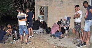 Manisa'da Bekçinin Dikkati Suriye'lileri Kurtardı