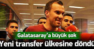 Galatasaray'da Şok: Kevin Grosskreutz transferinde sorun çıktı. Yıldız Oyuncu Geri Döndü