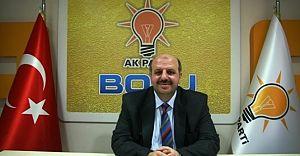 Ak Parti Bolu Milletvekili Ali Ercoşkun Seçim Sonuçlarını Değerlendirdi