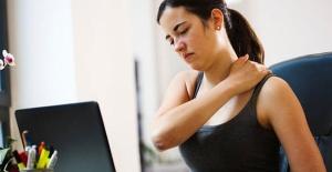 Bilgisayar Başında Egzersiz Hareketleri