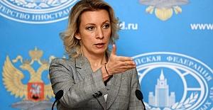 Rusya'dan ABD Moskova Büyükelçiliği'ne Nota Mesajı