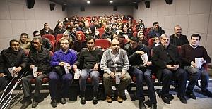 Cumhuriyet Üniversitesi'nde Engellilere Özel Film Gösterimi