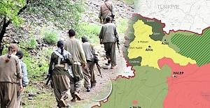 Afrin'de Flaş Gelişme! Terör Örgütünün Sözde Bakanları Kaçtı!