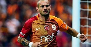 Sneijder'den Galatasaray Açıklaması: Geri Dönmek İstiyorum