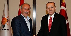 """Erdoğan ve İnce Görüşmesi Sona Erdi!  """"Sohbet Ettik,Dertleştik.."""""""