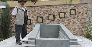 Kendisine Mezarlık Yaptıran Oyuncu: Yerim Güzel,Ölesim Geliyor!