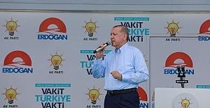 Erdoğan'dan Muharrem İnce'ye 'Prompter' Cevabı!
