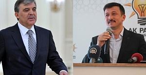 """Abdullah Gül'e """"Hain"""" Diyen Hamza Dağ'a O İsimden Destek Geldi!"""