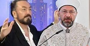 """Diyanet İşleri Başkanı'ndan Adnan Oktar Açıklaması! """"Suç Şebekesi"""""""