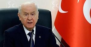 MHP Lideri Bahçeli'den İttifak Açıklaması: Af Başka İttifak Başka!