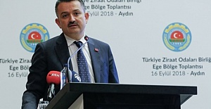 Tarım Bakanı Pakdemirli'den Döviz Baskısına Karşı Çözüm Önerisi!
