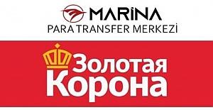 Zolotaya Korona ile Uluslararası Para Gönderme ve Çekme Ayrıcalığı