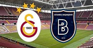 Medipol Başakşehir - Galatasaray Maçının Detayları
