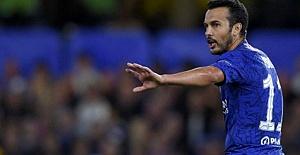 Roma, Chelsea'den ayrılan Pedro ile sözleşme imzaladı