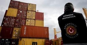 2.1 milyar lira değerinde kaçak eşya yakalandı