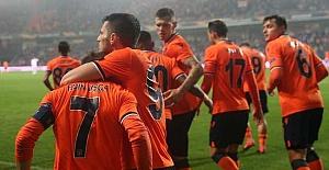 Betgram Medipol Başakşehir'den 2. galibiyet